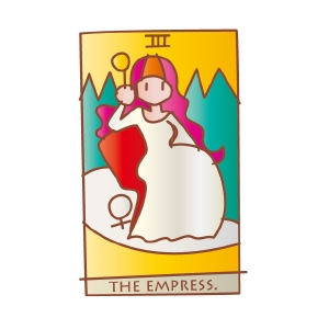 タロットカード 復縁 女帝